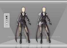 Com: Design outfit 12 by LaminaNati.deviantart.com on @DeviantArt