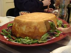 What's Cookin, Chicago?: The Big Night Timpano!