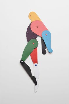 #WIP The Bodybuilder - Reversible dummy by #MarcSarda