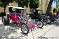 51st Annual L.A Roadster Show   Hotrod Hotline