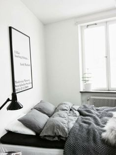 Take this outfit | Make this room - grey bedrooms
