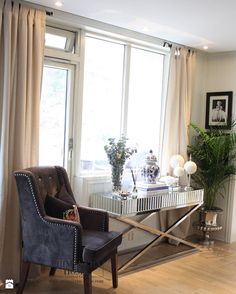Salon styl Art deco - zdjęcie od PRIMAVERA-HOME.COM - Salon - Styl Art deco - PRIMAVERA-HOME.COM