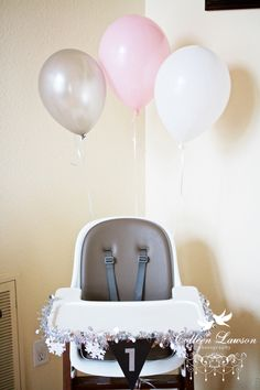 Blue i Style: {reader style} A Winter Onederland First Birthday Party