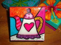 Resultado de imagen para cajas decorativas britto
