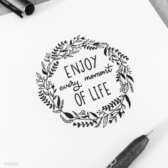 """277 Likes, 9 Comments - Lettering & illustration (@oraarts) on Instagram: """"Day 18 of #letteringwithpositivity . . . #calligraphy #lettering #handlettering…"""""""