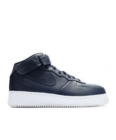 nike AIR FORCE 1 MID '07 WOLF GREYWOLF GREY WHITE bei