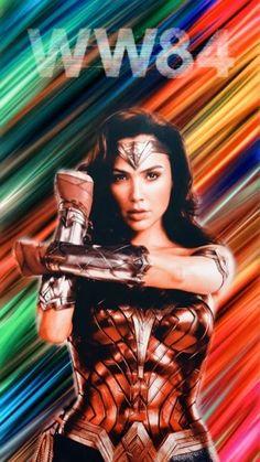 Wonder Woman Movie, Gal Gadot Wonder Woman, Dc Comics Art, Comics Girls, Greek Warrior, Feminist Icons, Comic Poster, Batman And Superman, Marvel Vs