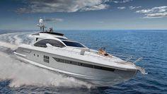 Yacht Azimut 77S in anteprima al Salone Nautico di Cannes 2014