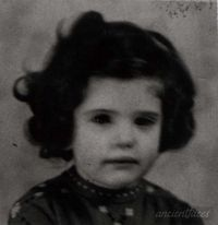 Birgit Berkowitz was only 4 when she was sadly murdered in a mass murdered in a Riga ghetto in Latvia on December 17, 1941.