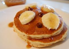 Chef Mommy: Chocolate Chip Pancakes