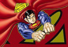 Superman Logo Series by Thuddleston