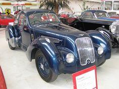 Lagonda V12 Lancefield LM Coupé