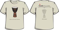 2015 Inner Harbor Youth Villages Drum T-shirts www.youthvillages.org Drum, Youth, T Shirt, Fashion, Supreme T Shirt, Moda, Tee Shirt, Fashion Styles, Fashion Illustrations