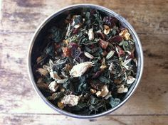 Sniffles: An Herbal Loose Leaf Tea...don't let the sniffles get you down