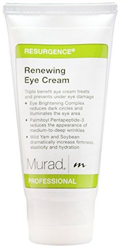 4f5ee4aec8f Renewing Eye Cream Salon Size Murad Resurgence Eye Care 50ml2oz    Click  image to review