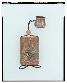 蘆亀蒔絵印籠