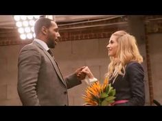 """While shooting a commercial Stephen """"Twitch"""" Boss surprised his girlfriend Allison Holker with a proposal. On the last shoot of the day, the directors kept the cameras rolling and that's when the magic happens. The music switches from upbeat to romantic and the couple dance to the proposal. Twitch put together an incredibly romantic speech, gets down on one knee, and brings us all to tears."""