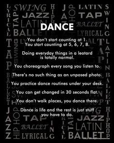 18 Dance Recital Gifts – Cute Gift Ideas for Teen Dancers Tanzstile Poster drucken Dance Moms, Dance Recital, Just Dance, Dancer Quotes, Ballet Quotes, Dance Teacher Quotes, Dance Sayings, Dance Hip Hop, Dance Aesthetic