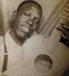 A new photo of Robert Johnson, in the possession of his stepsister, has surfaced! Robert Johnson, Delta Blues, Eric Clapton, Fleetwood Mac, Blues Artists, Music Artists, Bob Dylan, Vanity Fair, Artists