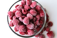 Frozen fruit – including frozen raspberries – is a naturally sweet way to reap the benefits of quality nutrition year-round. Read the top 3 reasons we love frozen raspberries!