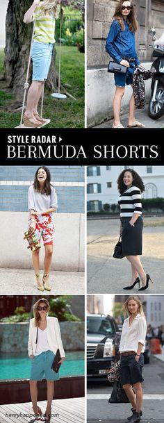 Style Radar: Bermuda Shorts | HenryHappened.com
