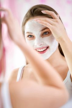 The Acne Facial You Can Do In The Privacy of Your Own Bathroom