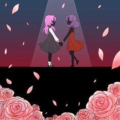 Revolutionary Girl Utena, Himemiya Anthy x Tenjou Utena