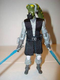 custom star wars 3 3/4 rogue Jedi | eBay