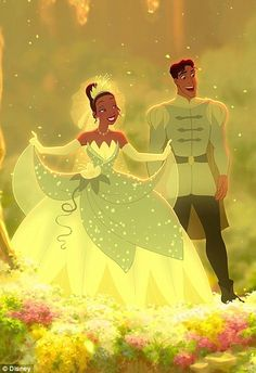 Type Of Person Are You According To Disney? Bruno Campos and Anika Noni Rose as the voices of Naveen & Tiana in The Princess and the Frog Campos and Anika Noni Rose as the voices of Naveen & Tiana in The Princess and the Frog Disney Pixar, Disney Amor, Gif Disney, Disney Animation, Disney And Dreamworks, Disney Movies, Disney Characters, Disney Icons, Princesa Tiana