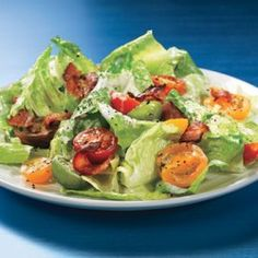 Chicken, Kiwi, and Mango Salad Recipe - Bon Appétit