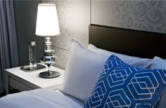 Bedroom Table Lamp in The W Austin