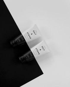 #packaging Salt & Stone