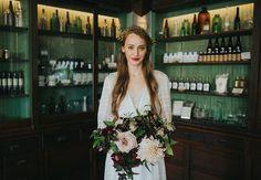 Irish Bridal Shoot at Hillside Farmacy - Amber Vickery Photographer Roots Salon, Love Ireland, T Set, Bridal Shoot, Intimate Weddings, Wedding Blog, Irish, Wedding Inspiration, Anna