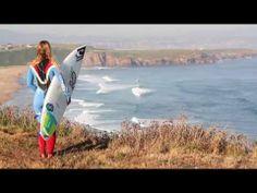 LUCIA MARTIÑO - Summer at home. Pro surfer Lucia Martino vid clip - SurfGirl Magazine - Womens and Girls Surfing, Surf Fashion, Surf News, Surf Videos