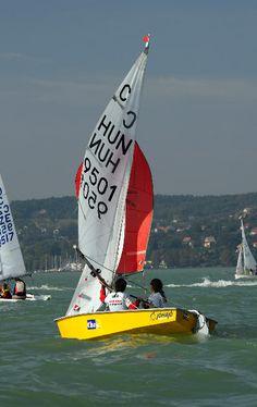 #sailboat #Balaton #Hungary