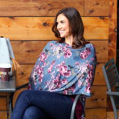 Day Dream Nursing Poncho & Car Seat Cover