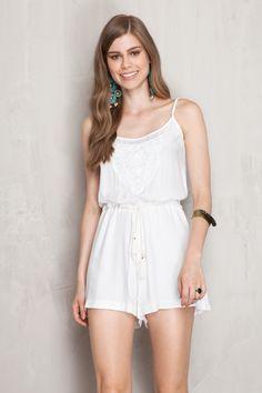Macaquinho - Dress to - Verão 2016