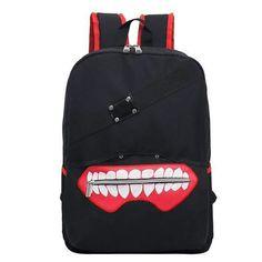 f777a15b14c 81 Best Backpacks images | Anime merchandise, School bags, School tote