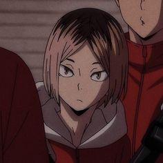 Kenma Kozume, Kuroken, Manga Anime, Anime Art, Anime Lindo, Haikyuu Wallpaper, Anime Boyfriend, Anime Profile, Animation