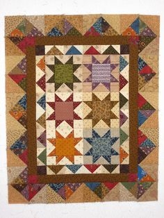 Lori Smith's Fit to Frame - rogue quilter