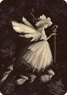 How to See Faeries by Brian Froud and John Matthews.