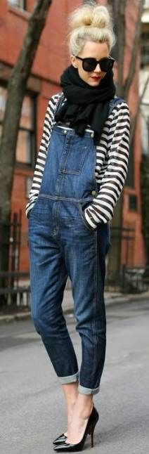 bfb25b09ede19 65 Trendy ideas for how to wear overalls in winter atlantic pacific Denim  Fashion, Fashion