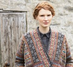 Fairisle Club 3: Lerwick pattern by Marie Wallin
