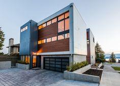 fantastic modern house in Seattle