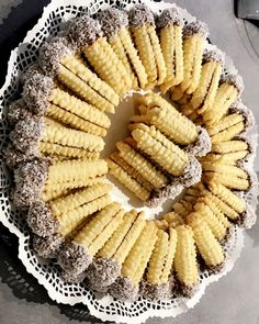 Image may contain: 1 person, food Eid Sweets, Arabic Sweets, Arabic Food, Arabic Dessert, Indian Dessert Recipes, Sweets Recipes, Cookie Recipes, Turkish Cookies, Flan Au Caramel