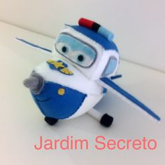 Super Wings - Paul / feltro