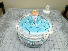 Bolo-Decorado-Batizado/Baptism Cake