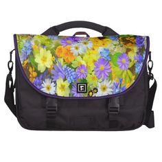 Gorgeous Floral Commuter Bag