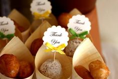Teacher Appreciation Doughnut Party - Kara's Party Ideas - The Place for All Things Party