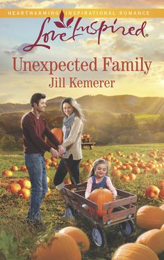 Jill Kemerer - Unexpected Family / https://www.goodreads.com/book/show/25151973-unexpected-family?from_search=true&search_version=service